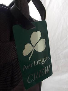 Novelty Luggage Crew Tags - Aer Lingus Crew (Style 3) -  Inflightgoods