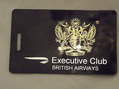 Novelty Luggage Crew Tags  British airways first class , crew  ect -  Inflightgoods   - 13