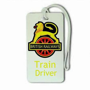 Novelty  Luggage British Rail Lion  Driver Crew  Shipping -  Inflightgoods