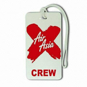 Novelty  Luggage  Air Asia  Airline Crew ,Airplane -  Inflightgoods