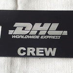 Novelty Luggage Crew Tags - DHL CREW -  Inflightgoods   - 1
