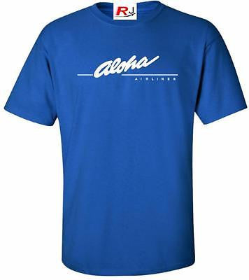 Qantas Retro Logo Australian Airline Aviation T-Shirt -  Inflightgoods
