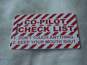 Novelty Luggage Crew Tags - PILOTS Various -  Inflightgoods   - 4