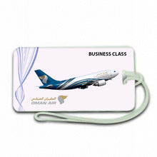 Business Class Oman Airlines Luggage .airports