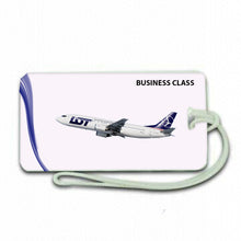 Business Class LOT  Airlines Luggage .airports