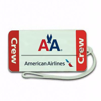 Novelty American Airways   First Class  Luggage Crew Tags -