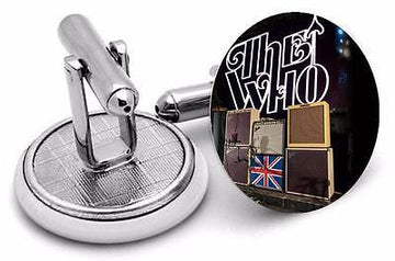 the who Fender Guitar Amp Cufflinks, music cuff links, men gift, wedding,