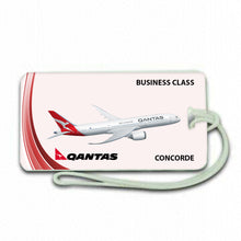 Business Class Qantas Airlines Luggage .airports