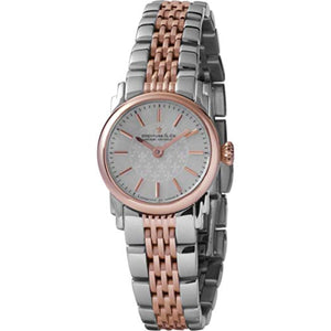 Dreyfuss Womens Analogue Classic Quartz Watch with Stainless Steel Strap DLB00050/41