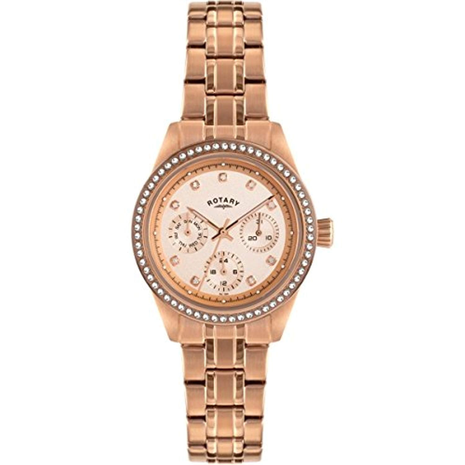 Ladies Rotary Exclusive Watch LB00518/25
