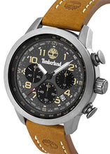 Timberland Men's Chronograph Quartz Watch with Leather Strap TBL.95019AEU/01A