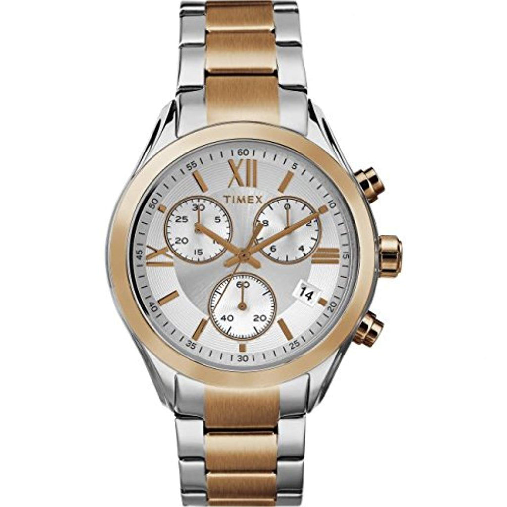 Ladies Timex City Chronograph Watch TW2P93800