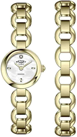 Ladies Rotary Watch LB00030/BR/41