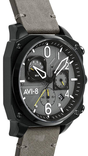AVI-8 Men's Hawker Hunter 45mm Quartz Watch AV-4052-03