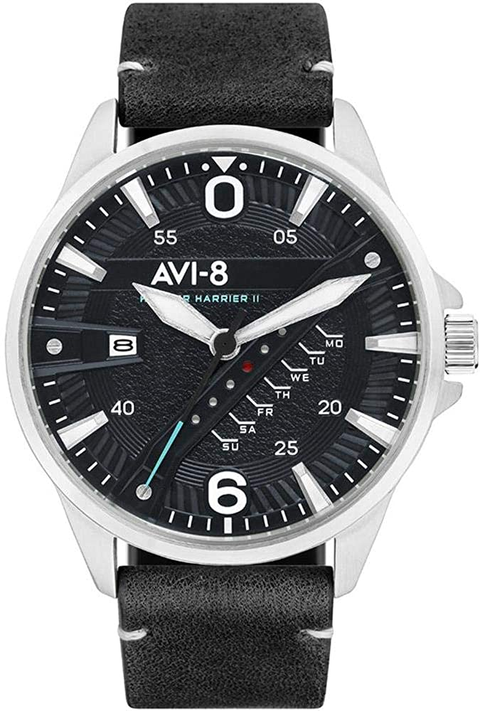 AVI-8 Men's Hawker Harrier II 45mm  Watch AV-4055-02
