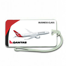 Business Class Qantas Airways Airlines Luggage .airports