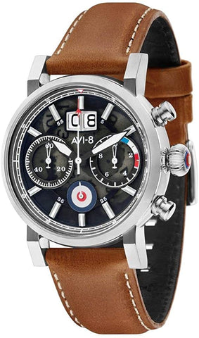 AVI-8 Men's Hawker Hurricane 42mm Quartz Watch AV-4062-01