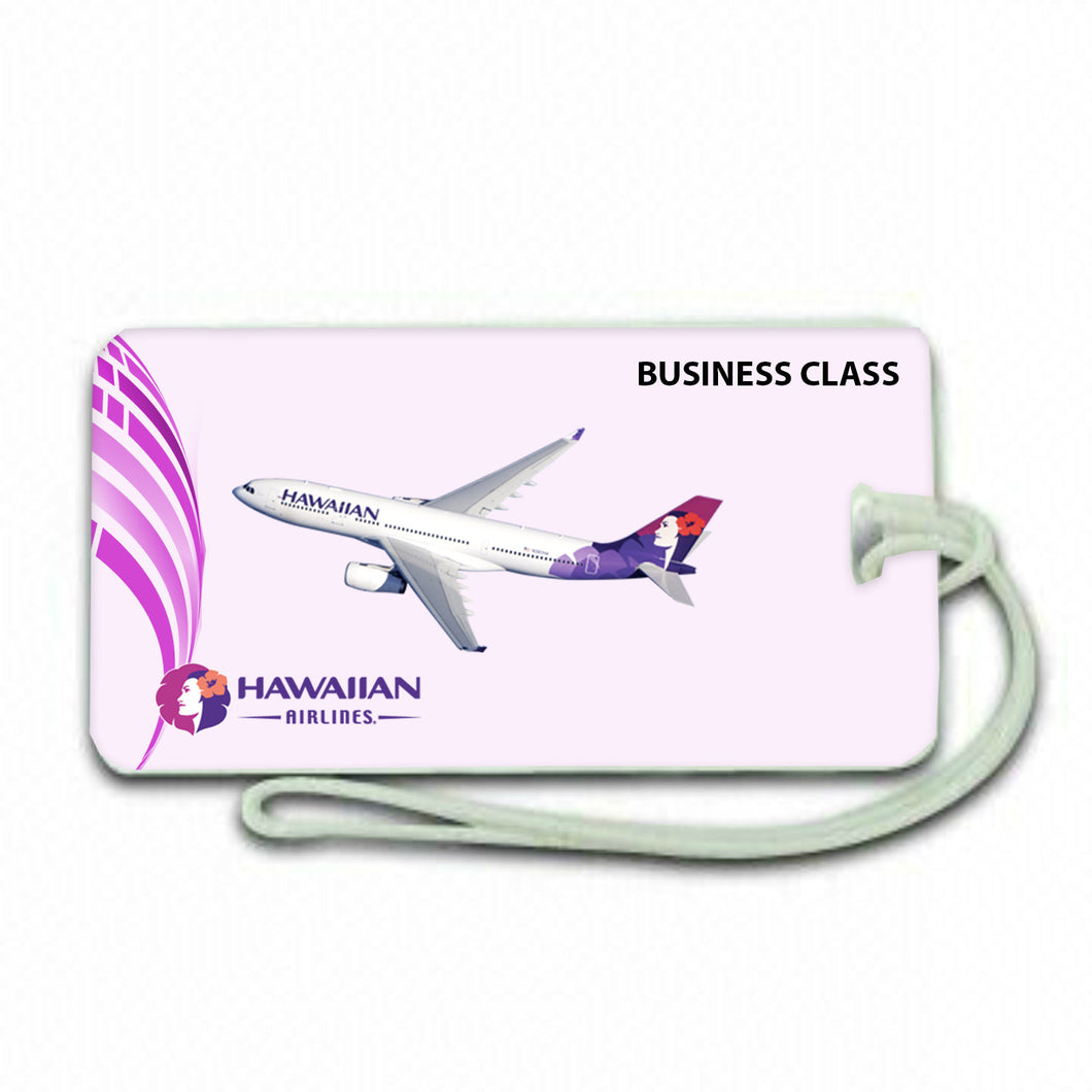 Business Class Hawaiian Airways Airlines Luggage .airports