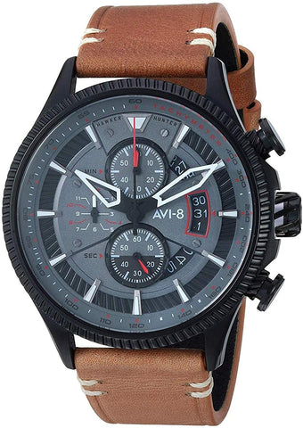 AVI 8 Aviator Watch AV-4064-03