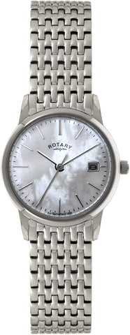 Rotary Stainless Steel Ladies 'Watch XS Analog Quartz LB02750/41