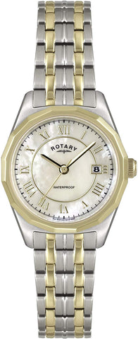 Rotary Ladies'Watch XS Analogue Quartz Stainless Steel Coated LB02226 / 41