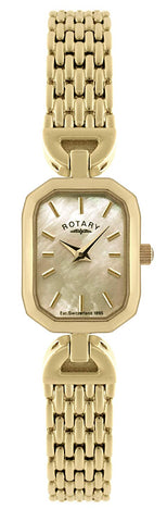 Rotary Ladies'Watch XS Analogue Quartz Stainless Steel Coated LB02832 / 40