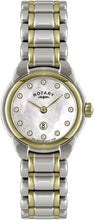 Rotary Women's Timepieces Two-Tone Case Watch LB02602/41L
