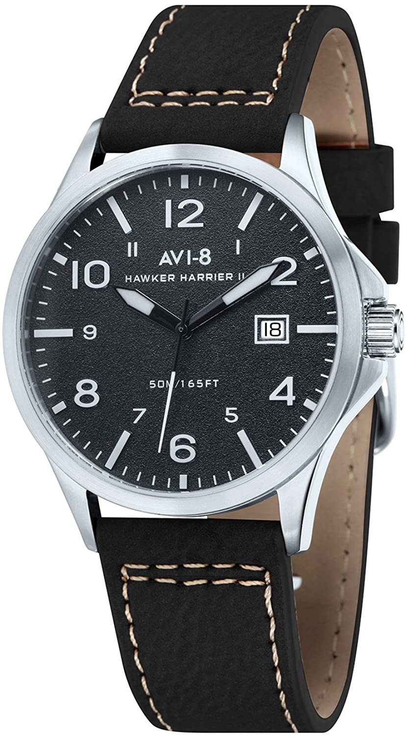 AVI-8 Hawker Harrier Ii Men's Quartz Watch  AV-SET1-05 AV-4019-05