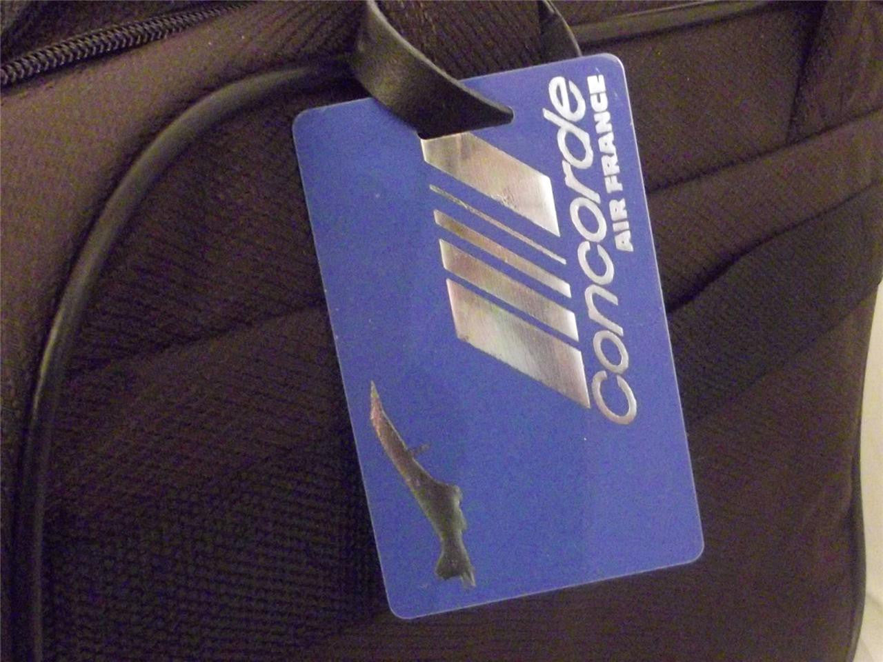 Novelty Luggage Crew Tags - Concorde VIP (Various Colours) -  Inflightgoods   - 2