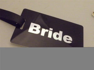 Novelty Luggage Crew Tags - Wedding Themed - Various Styles -  Inflightgoods   - 5