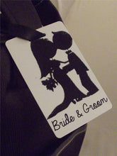 Novelty Luggage Crew Tags - Bride & Groom - Various Styles