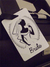 Novelty Luggage Crew Tags - Bride (Style 4) brides ,mother , sister , friend