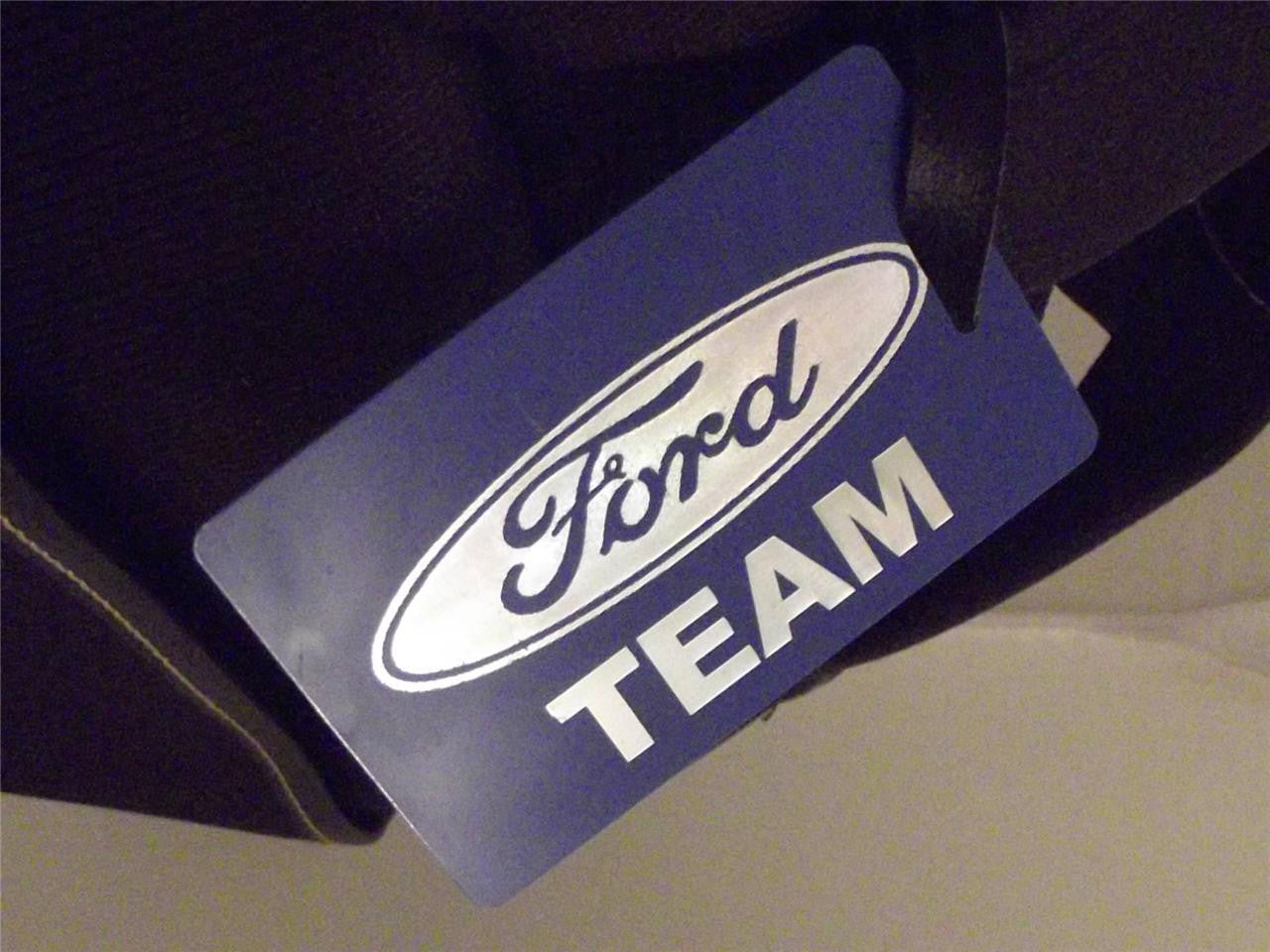 Novelty Luggage Crew Tags - Ford Team (Blue) -  Inflightgoods
