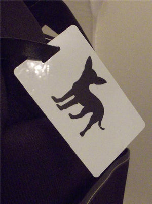 Novelty Luggage Crew Tags - Dog Tags - Various Styles -  Inflightgoods   - 2