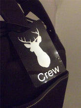Novelty Luggage Crew Tags - Stag Crew (Stag Head)