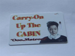 Novelty CREW LUGGAGE Tagg   CARRY-ON UP THE CABIN -  Inflightgoods   - 1