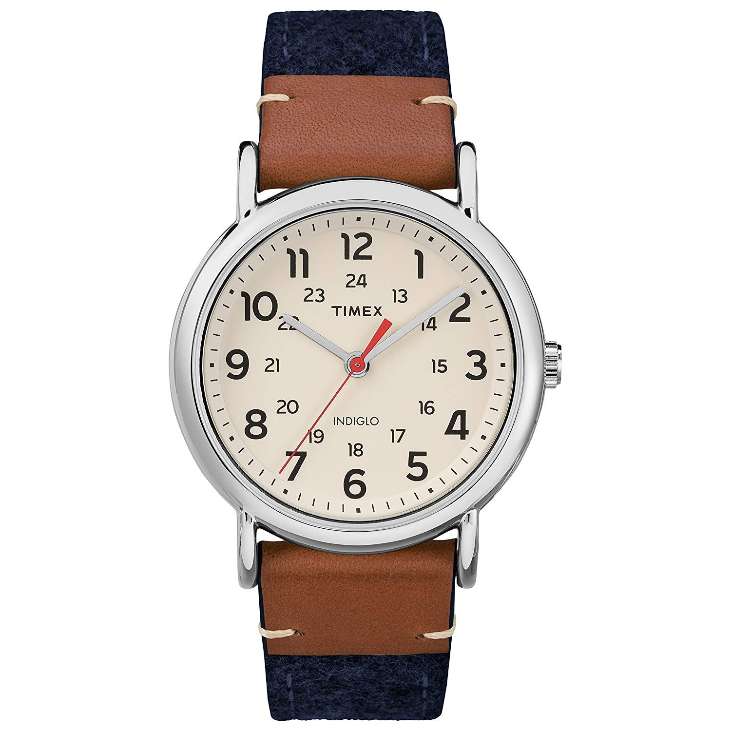 Timex Men's Quartz Watch with Textile Strap