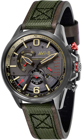 AVI-8 Men's Hawker Harrier II 43mm Quartz Watch AV-4056-03