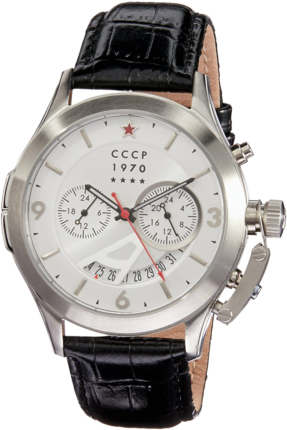 CCCP SHCHUKA Quartz Watch - CP-7011-06