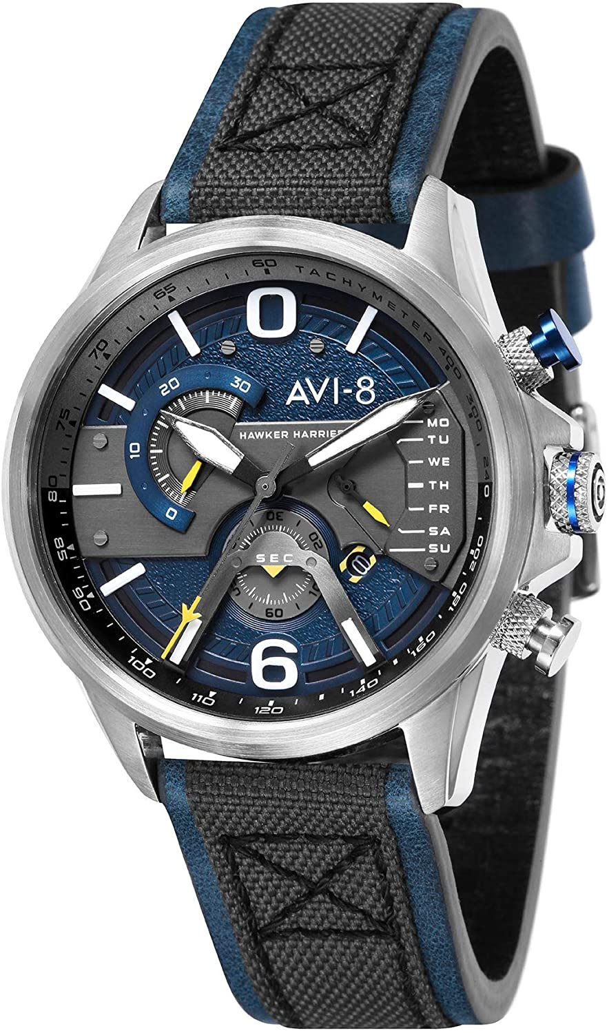 AVI-8 Hawker Harrier II Men's Quartz Watch AV-4056-01