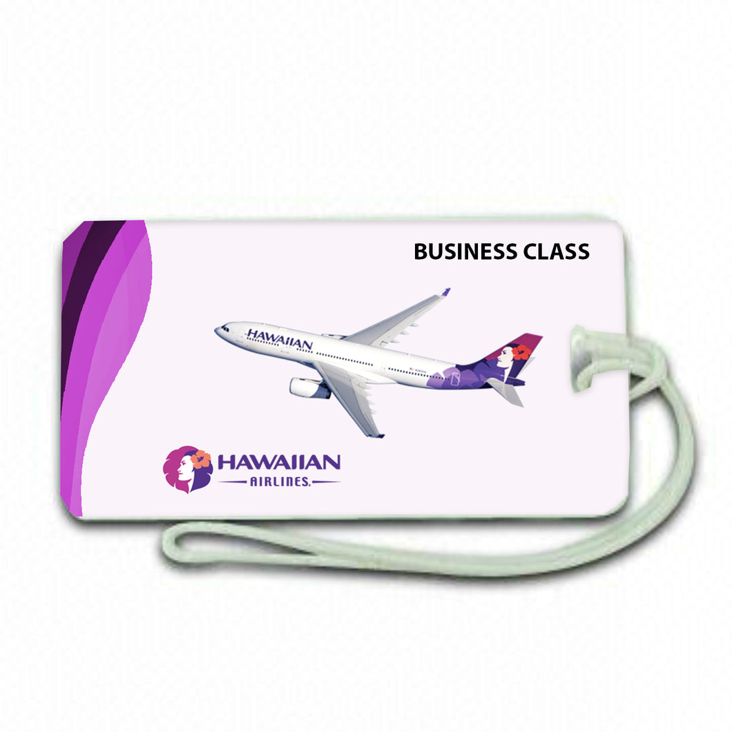 Business Class HAWAIIAN Airlines Luggage .airports