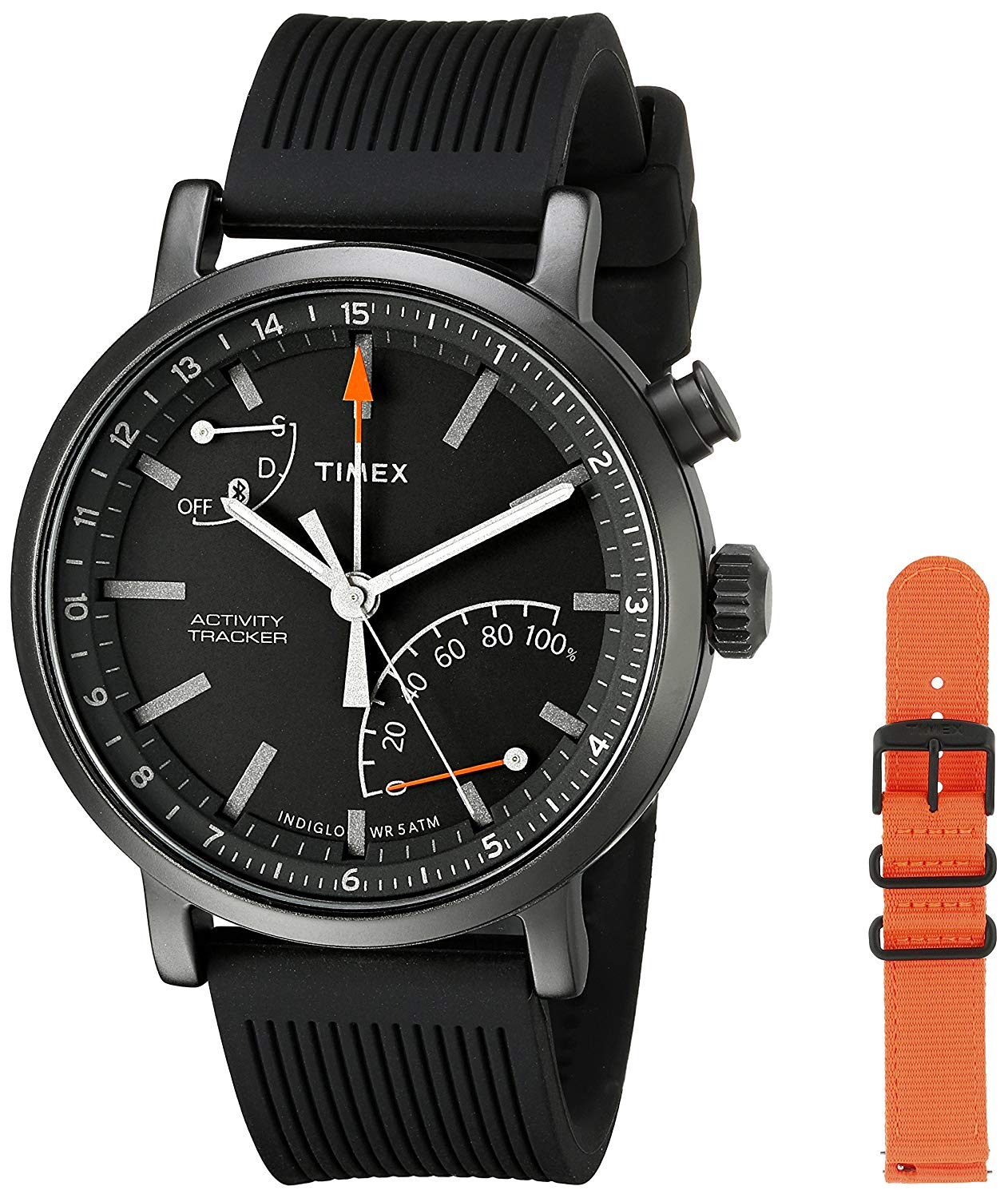 Timex Metropolitan+ Activity Tracker Smart Watch