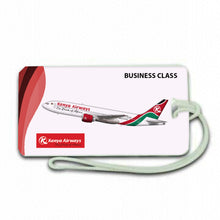 Business Class Kenya Airlines Luggage .airports