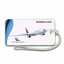 Business Class SouthAfrican Airlines Luggage .airports