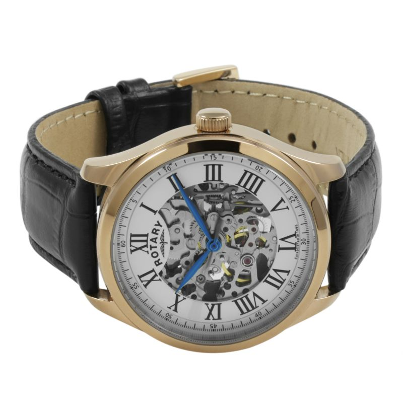 Mens Rotary Exclusive Automatic Watch GS00367/01