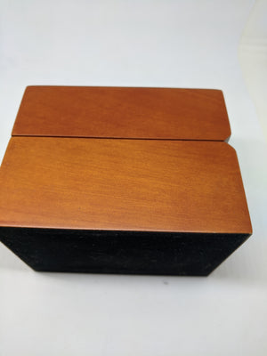 DREYFUSS & Co Hard Wood  Display Box