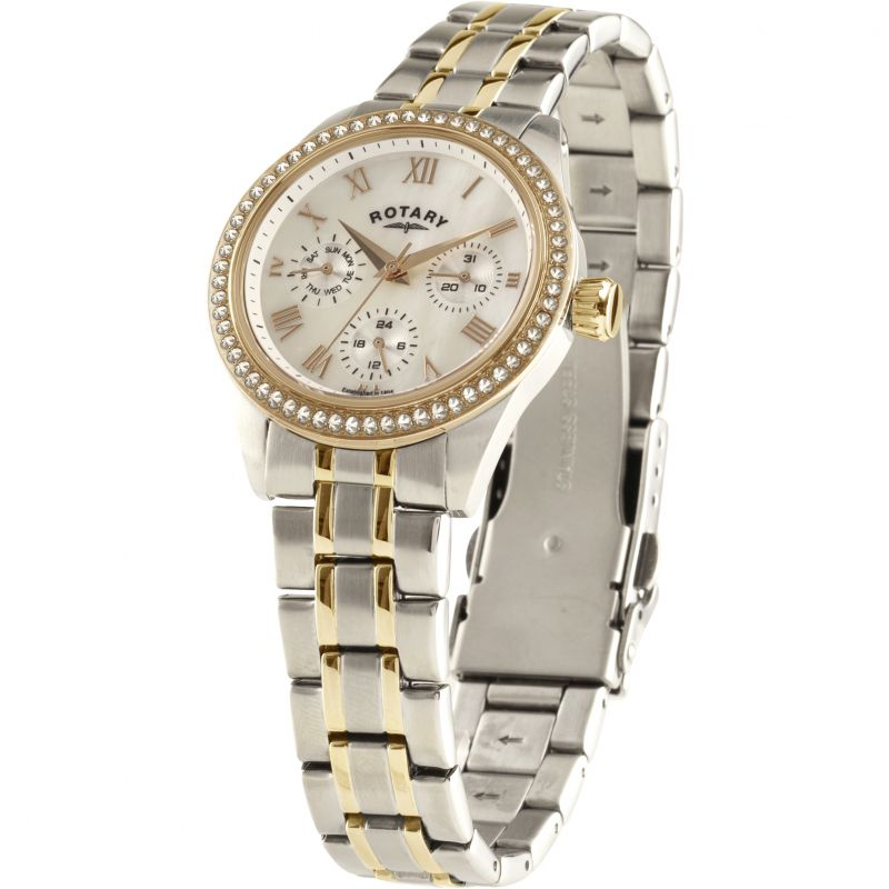 LADIES ROTARY EXCLUSIVE WATCH LB00379/40