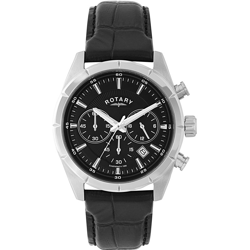 Mens Rotary Exclusive Chronograph Watch GS00280/04