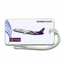 Business Class Thai Airways Airlines Luggage .airports