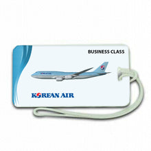 Business Class Korean Airways Airlines Luggage .airports